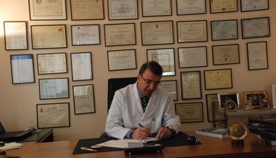 Βελονισμός & Ιατρικός Βελονισμός | Ιατρός Βελονιστής Μιλτιάδης Καράβης