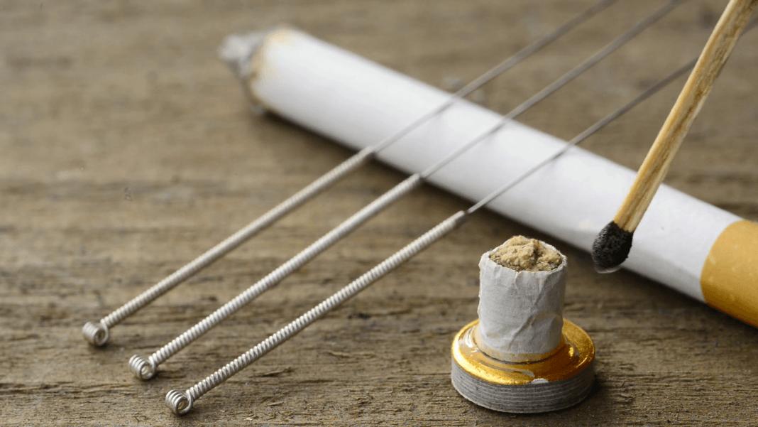 κάπνισμα και βελονισμός